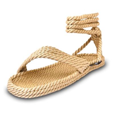 Bondi Camel vegan sandals